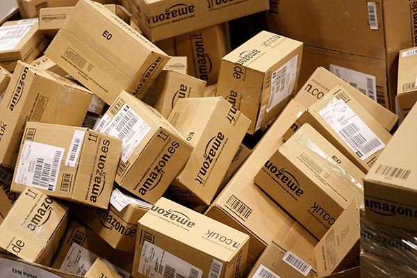 Amazon Products Packaging