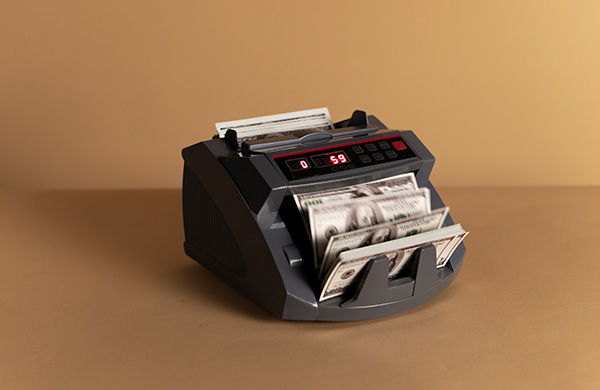 Electronic Money Counting Machine