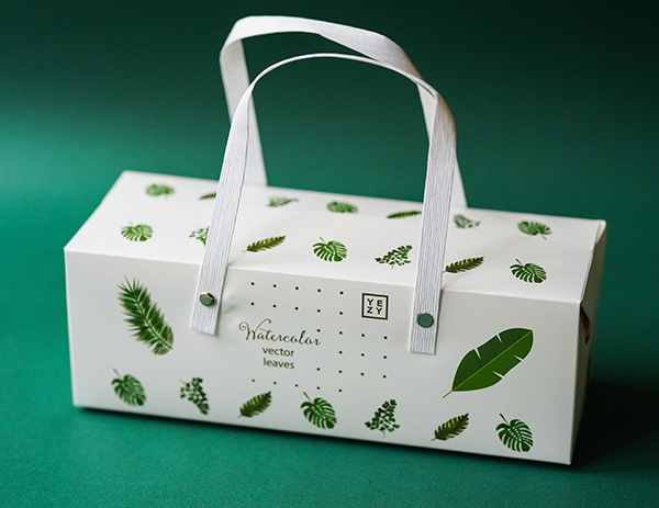 an example of a professional product packaging